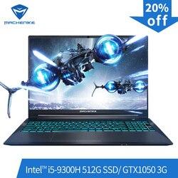Machenike T58-VA Gaming Laptop (Intel Core i5-9300H+GTX 1050/8GB RAM/512G SSD/15.6'' ) игровой ноутбук gaming laptops notebook