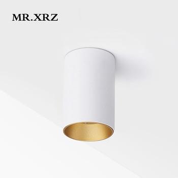 MR.XRZ 10W Mini COB LED Spotlight 220V to 240V Surface Mounted Anti Glare High CRI Lamps Ceiling Spots For Home Indoor Lighting