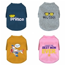 Sweater Outfit Dogs Jacket Coat Puppy Small Chihuahua Winter Warm Autumn Pet for Medium