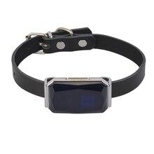 купить Mini Waterproof Pets GPS Locator Tracker Rastreador Tracking For Pet Dog Cat Real Time Free APP Track Pet collar Anti-Lost Trace недорого