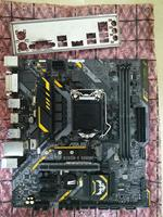 Asus B360M E GAMING desktop computer motherboard B360 motherboard with COM port support 8400 used like new