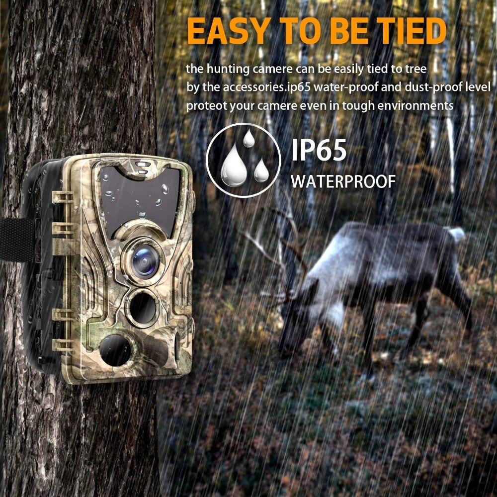 Câmera de caça sem fio trail câmeras