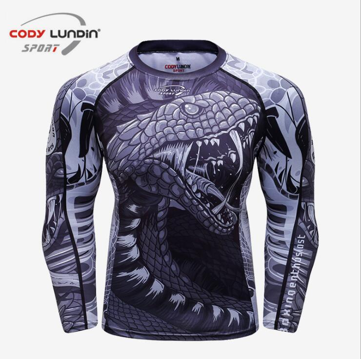 Spring/fall 2019 New Fight Training Competition In The United States Top T Shirt Fighting T Shirt Sports Gyms Jiu-jitsu Sanda Me