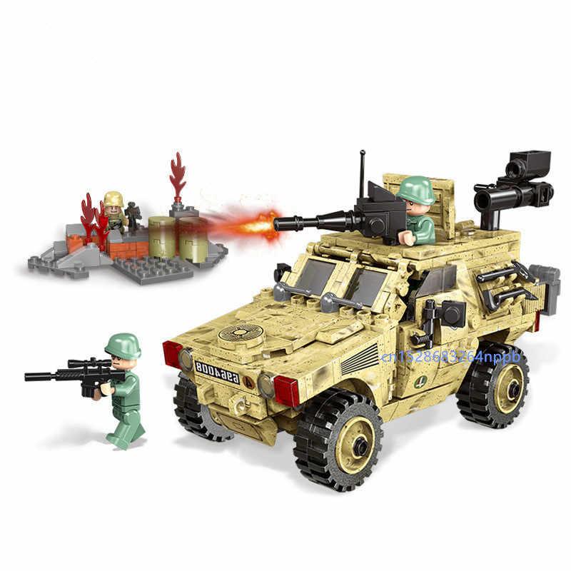 Segunda guerra mundial T-34/85 tanque médio legoings blocos de construção kit brinquedo diy educacional crianças presentes aniversário