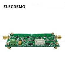 RF adjustable gain amplifier Broadband 0~60dB gain adjustable Amplify  65dBm small signal
