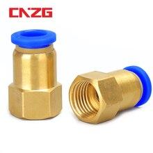 Pneumatische Schnelle Stecker Air Fitting Für 4 6 8 10 12mm Schlauch Rohr Rohr 1/8