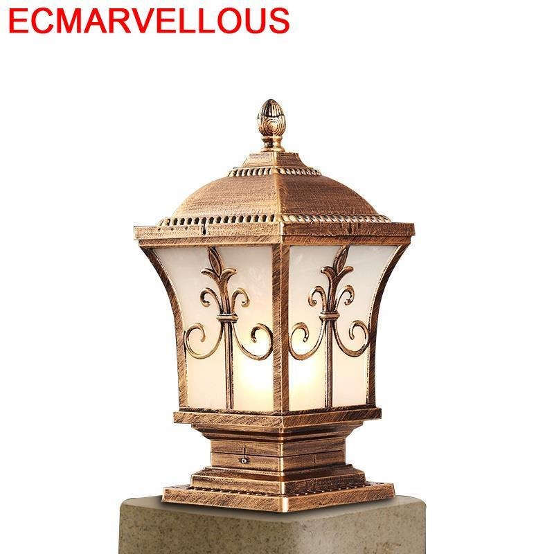 146dad Buy Exterior Lamp Post And Get Free Shipping Pl