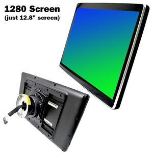 """Image 2 - Carbar onarım parçaları kafa ünitesi anne kurulu çekirdek kurulu için 1280 12.8 """"Tesla Android araba radyo DVD GPS oynatıcı 4 + 64G HDMI Carplay"""