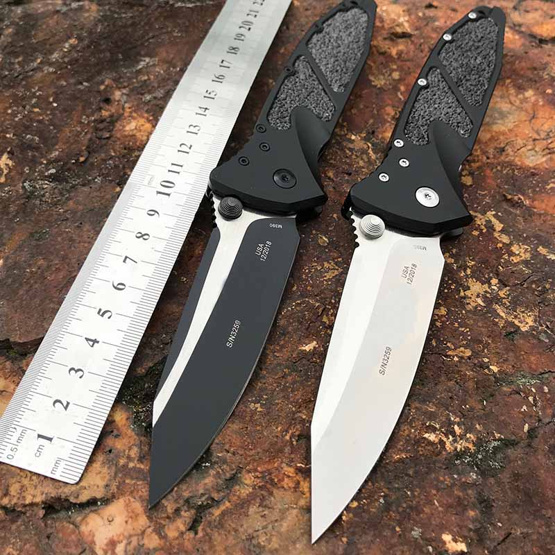 M390 Outdoor Bearing NEWS Knife Tools 2020  System Aviation  Handle EDC Tactical N3259 Knives Aluminum Folding Blade Camping