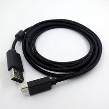 Câble Audio de remplacement de 2m, câble d'écouteurs pour Logitech G633 G633s, fonction d'appel de haute qualité, pour G633 G633s