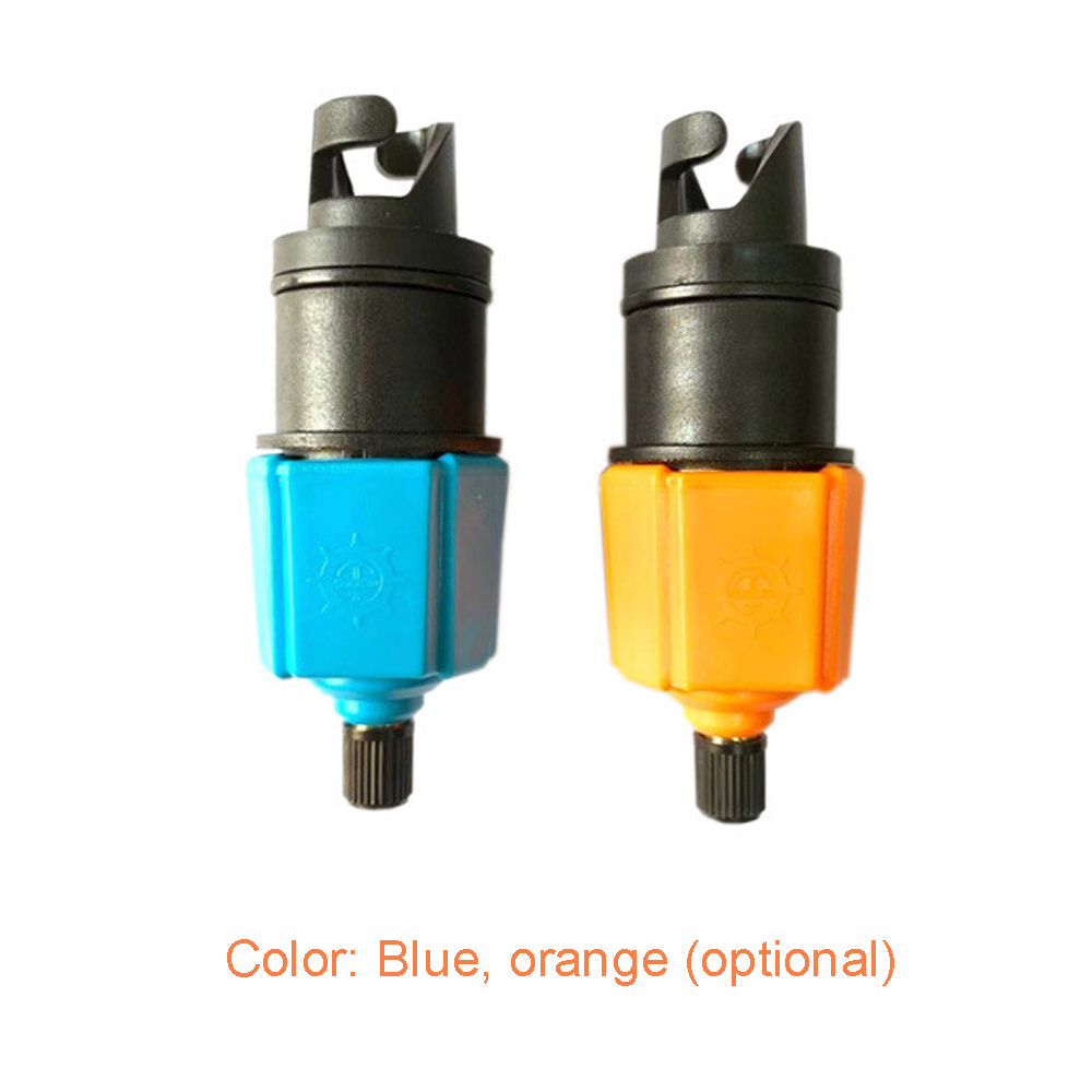 Pigup Inflatable Boat Sup Pump Adaptor Rubber Boat Pontoons Air Valve Adapter Converter Accessories