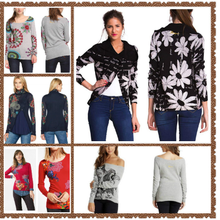 New single collar sweater with long sleeves elastic Spanish style deg in 2020 s m