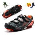 Кроссовки мужские для езды на велосипеде, профессиональная спортивная обувь для шоссейных велосипедов, велосипедные Сникерсы для горных в...