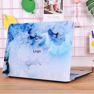 Image 4 - Nueva funda de mármol con impresión 3D para MacBook, funda para ordenador portátil para MacBook Air Pro Retina 11 12 13 15 13,3 15,4 pulgadas Torba
