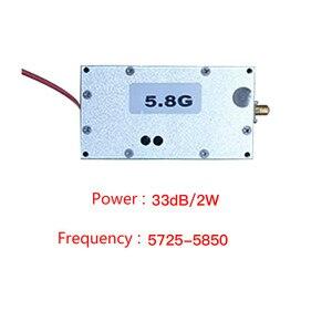 Image 5 - UAV Interference Module WIFI UAV Jammer Eviscer 1.5G 2.4G 10W 5.8G 2W