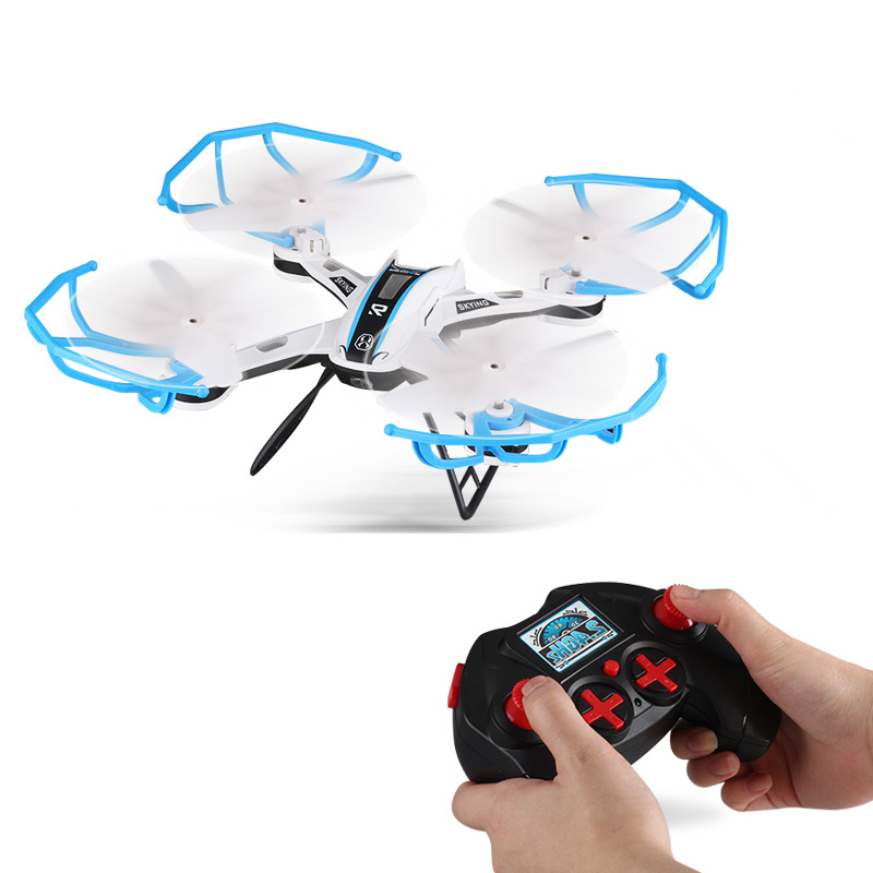 HY709-X5 Quadcopter Drone Remote Control Aircraft Unmanned Aerial Vehicle Aerial Photography Webcam WiFi