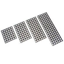 18650 держатель 6 ряд серии 18650 batery держатель (интегрированный) для 18650 литиевых батарей огнестойкие материалы