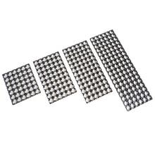 Support de piles au lithium 18650, support 18650, série 18650, 6 rangées, matériaux ignifuges