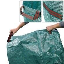 272L мешок для садовых отходов многоразовый лист травы светильник для газона и бассейна садовые сумки JS23