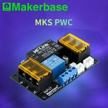 Makerbase mks monitoramento de potência pwc, auto power off continuou a jogar módulo automaticamente desligar energia detectar peças da impressora 3d