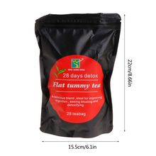 28 Bags Herbal Diet Weight Loss Tea Slimming Detox Cleanse Drink Fitness Body Sl