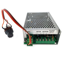 110V -220VAC WK811 8A Скорость регулятор PWM для двигателя постоянного тока Управление поставки подходит для DC мотор шпинделя вход Скорость Управлени...