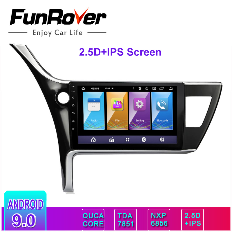 Funrover 2.5D+IPS 10.1
