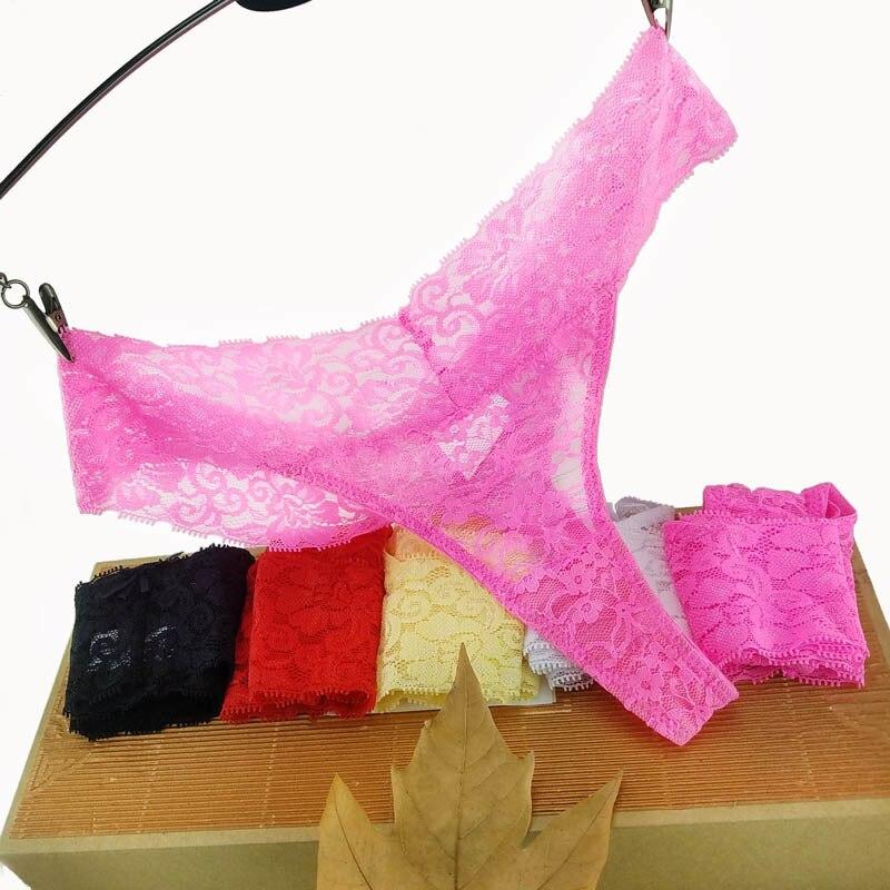 L XL XXL XXXL XXXXXL XXXXXXL один размер регулируемые сексуальные уютные кружевные трусики стринги Нижнее белье для женщин 1 шт. zx114