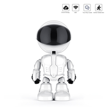 Auto-Tracking-Camera Robot Home-Security Wifi 1080P Wireless Cloud Ce Intelligent