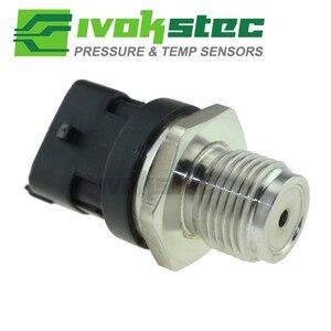 Image 4 - Sensor de pressão comum do trilho de combustível para kia sorento i hyundai 2.5 crdi mitsubishi 314004a010 0281002908 0281002568