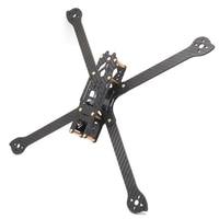 Tüketici Elektroniği'ten Drone Aksesuarları Kitleri'de RISE karbon Fiber FPV yarış çerçeve kiti RC Drone için FPV Quadcopter Multicopter