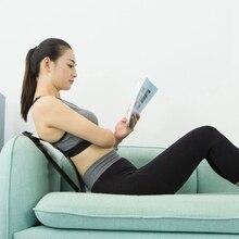 Изогнутое растягивающееся массажное оборудование для спины растягивающееся расслабленное поясничное Опора боль в спине облегчение хиропрактики