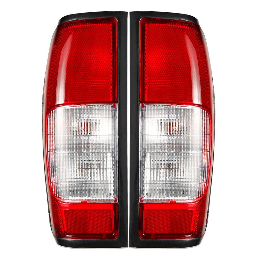 1 Pair Taillight For Nissan Navara D22 D23 Tail Light Rear Brake Signal  Lamp Stop Light 1998 1999 2000 2001-2004