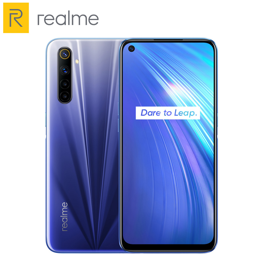 Realme 128GB GSM/WCDMA/LTE Nfc Supercharge Bluetooth 5.0 Octa Core Face Recognition/fingerprint Recognition