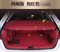 전용 완전 방수 카펫 보관 가방 + 분리기 매트 미끄럼 방지 특수 자동차 트렁크 매트 AudiA3 용