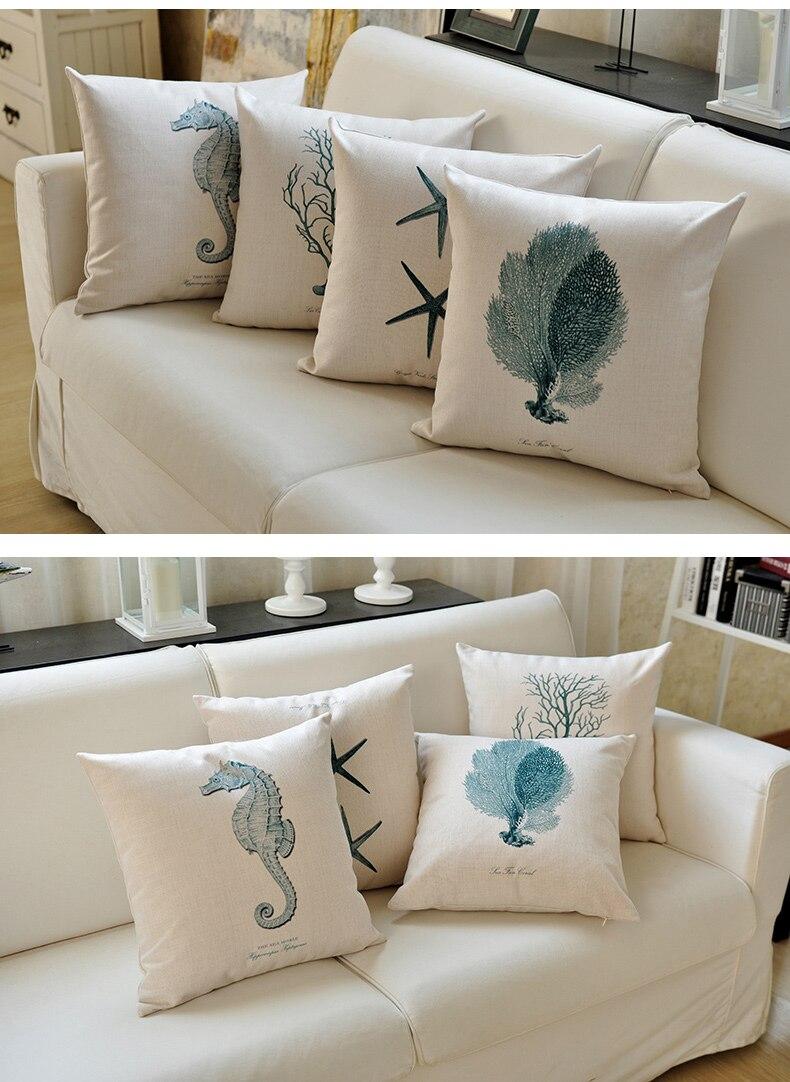 Livraison gratuite 5 pcs/lot blanc Sublimation taie d'oreiller en lin pour Sublimation encre impression bricolage cadeaux chaleur presse Transfe