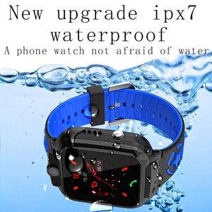 Image 4 - AISHI DS60 עמיד למים WIFI ילדים smart watch lbs מיקום sos 710 mah ארוך המתנה ספורט נייד טלפון שעון 1.44 אינץ tft מסך