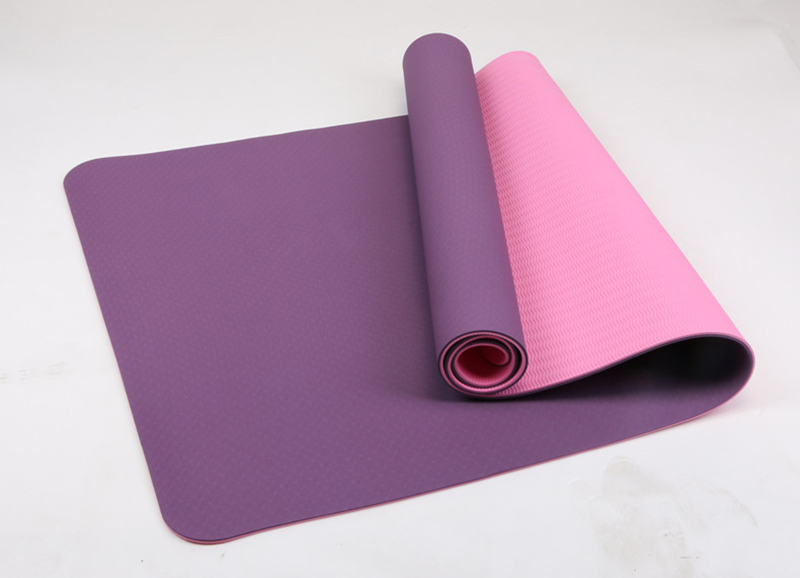 antiderrapante tpe esteiras de yoga fitness ginásio