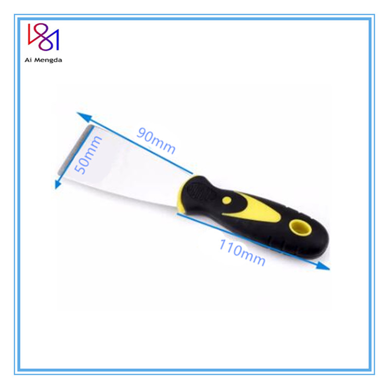1 Pcs 3D Printer Tool Handmade 3D Print Removal Tool Steel Spatula Professional 2inch 50mm With Box Package 3D Printer Parts