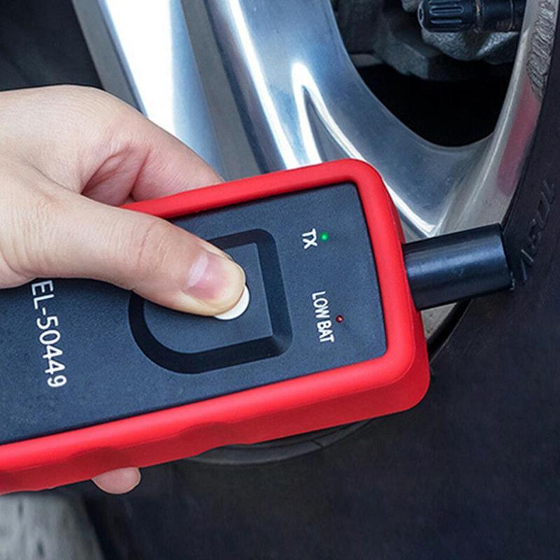 Auto Reifen Monitor Druck Sensor Scanner Automobil Reifendruck Alarm Reset Instrument EL-50449 TPMS Aktivierung Werkzeug Für Ford