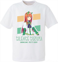 Uma musume bonito derby cosplay t camisa semana especial silêncio suzuka tokai teio impressão dos desenhos animados verão camiseta anime camiseta superior