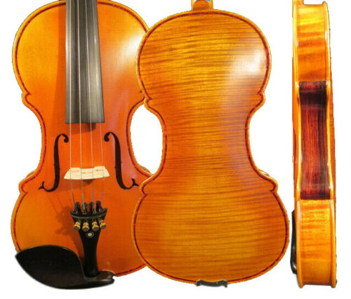 Baroque style SONG Brand Concert violin4/4,huge and powerful sound#8114