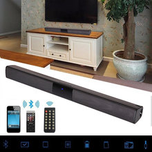 20W Bluetooth Speaker Bass 10W Subwoofer Columntv Soundbar HiFi Sound Bar BOOMBOX USB MP3 Musik Bermain FM Radio BOOMBOX untuk Xiaomi(China)