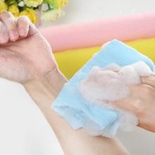 Polishing-Towel Skin-Cloth Body-Wash Nylon 1pc Japanese