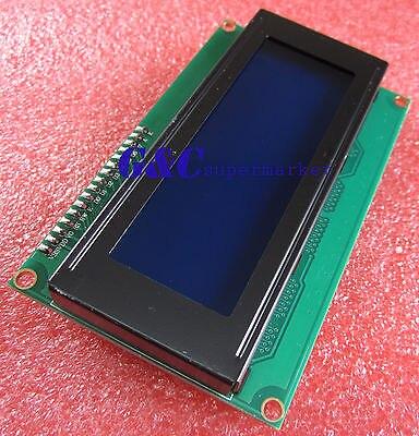 1pcs Blue IIC I2C TWI SPI Serial Interface 2004 Character LCD Module Diy Electronics