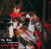 Lord Grim Cosplay The King's Avatar Costume Ye Xiu Unspecialized Quan Zhi Gao Shou Costume Men