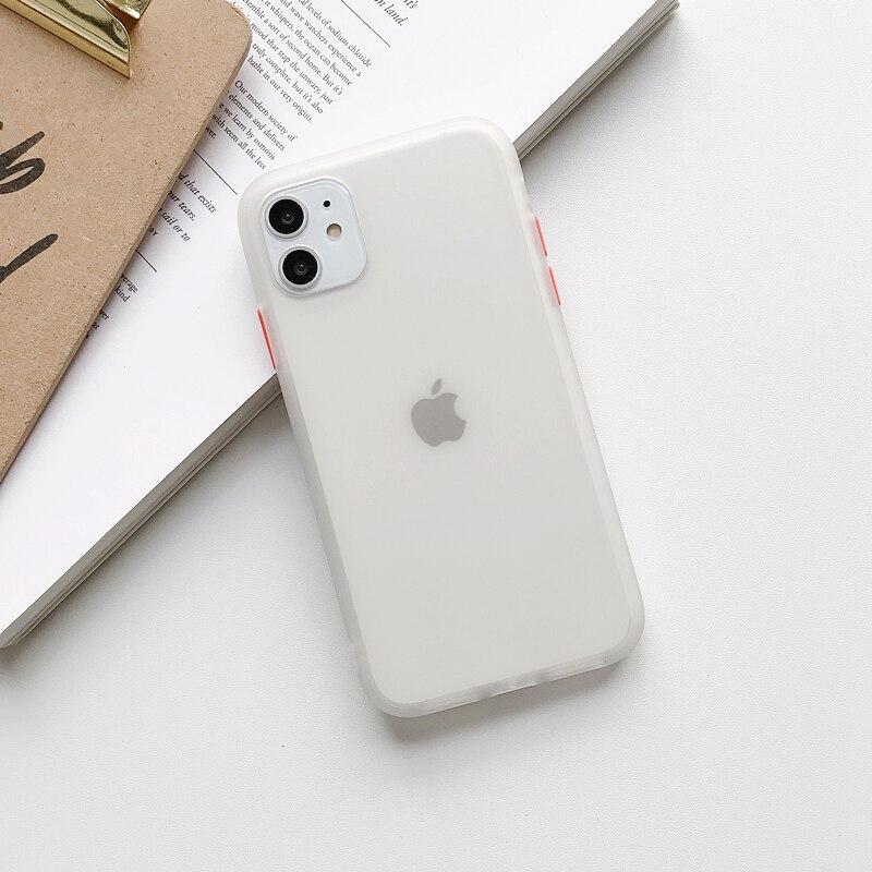 Mint Hybrid Case for iPhone SE (2020) 53