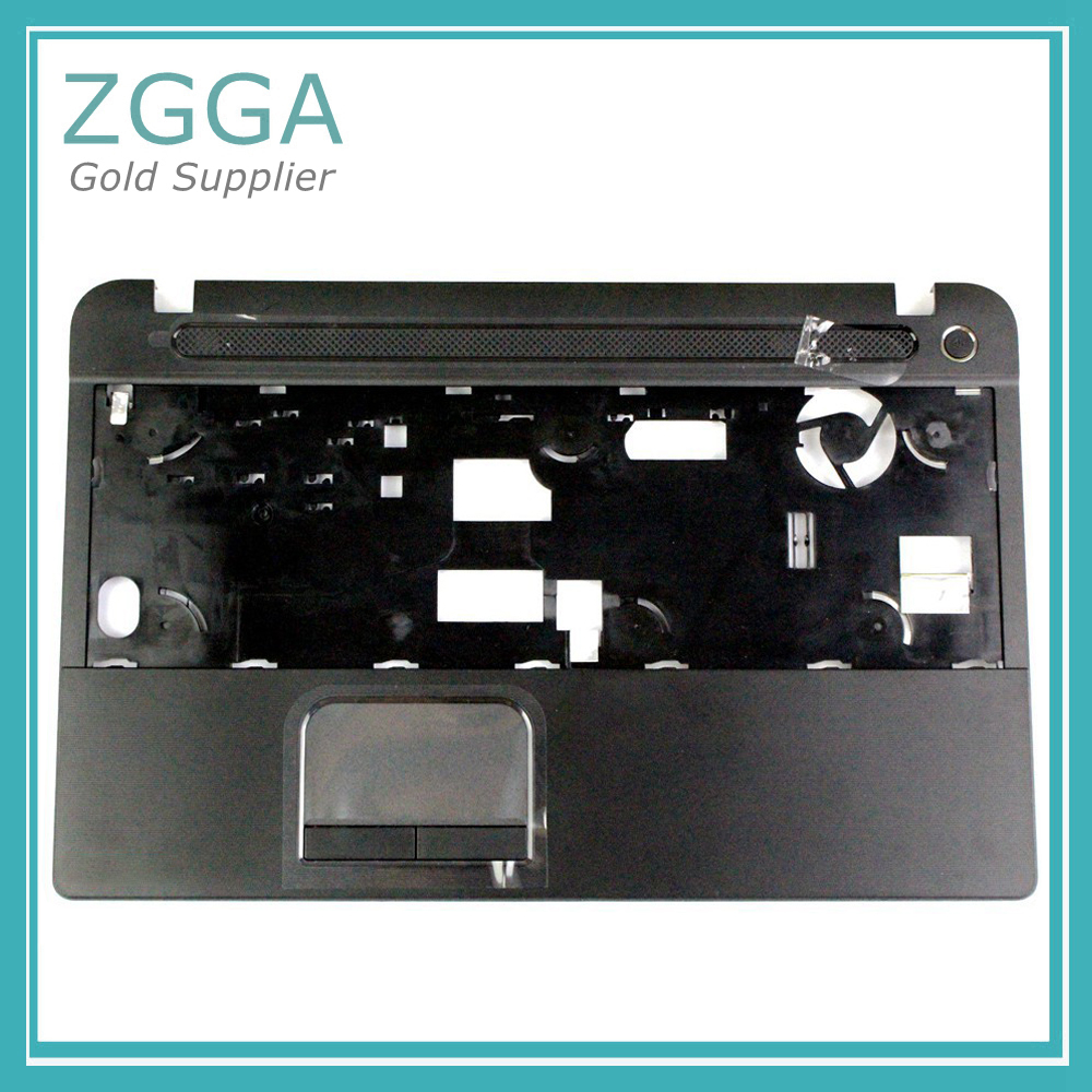 Genuine New Laptop Palmrest For Toshiba Satellite C50 C55 C55t C55t-A Upper Case Keyboard Bezel Shell Replacement V000320130