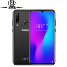DOOGEE N20 Android 9.0 4G Mobile phone 4GB RAM 64GB ROM Fingerprint 6.3