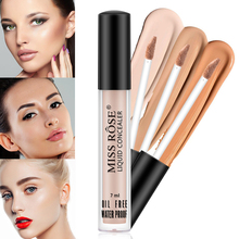 2019 Hot Waterproof Face Foundation Liquid Concealer Makeup Cosmetics Face Contour Make up Liquid Concealer Base Makeup TSLM1 o two o 4 colors face contour makeup liquid concealer base makeup face foundation brand liquid concealer makeup cosmetics